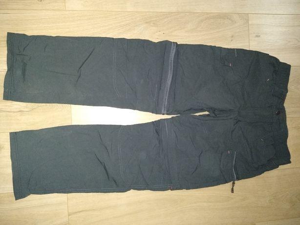 Spodnie trekkingowe Decathlon