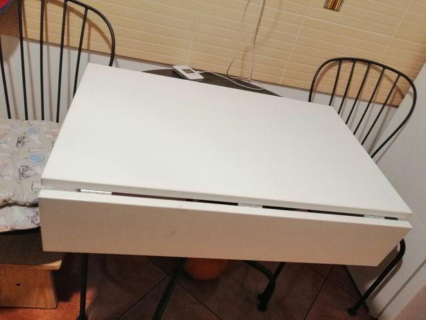 Ikea Norberg stolik składany do ściany