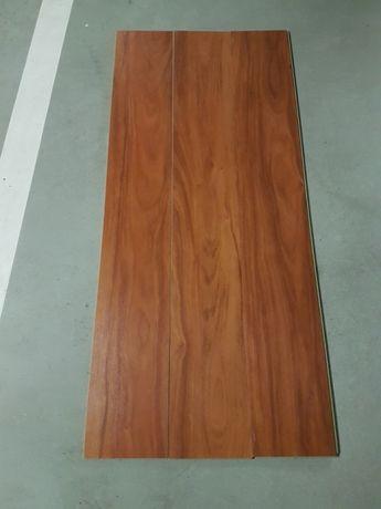 Panele podłogowe niemieckie 3 deski brąz olcha nowe