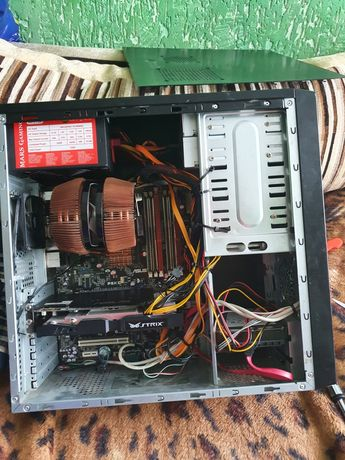 Komputer stacionarny gtx 960 q9650