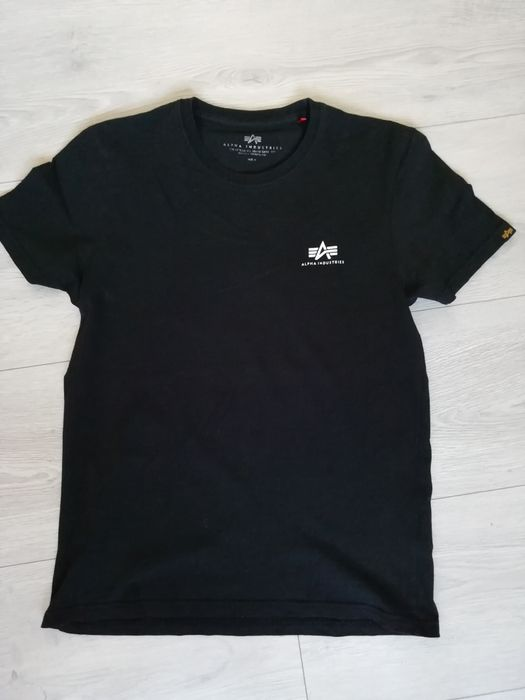 Oryginalna koszulka alpha industries! Chorzów - image 1