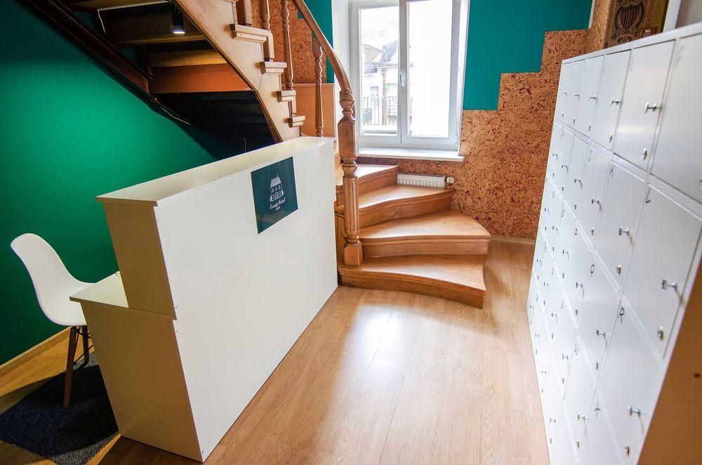 Friends Hostel Lviv Rustaveli st. - Приватні кімнати, хостел-1