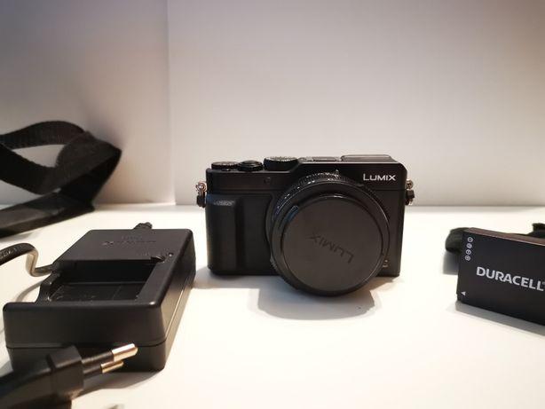 Lumix LX100 - 2x bateria - torba Camrock City X38 gratis GWARANCJA