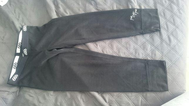 Spodnie spodenki 3/4 S 36