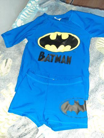 Komplet do pływania Batman