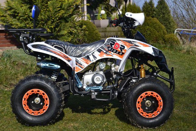 Quad 125 cc model Varia Pro tylko 3499 wysyłka Duże Koła!!!