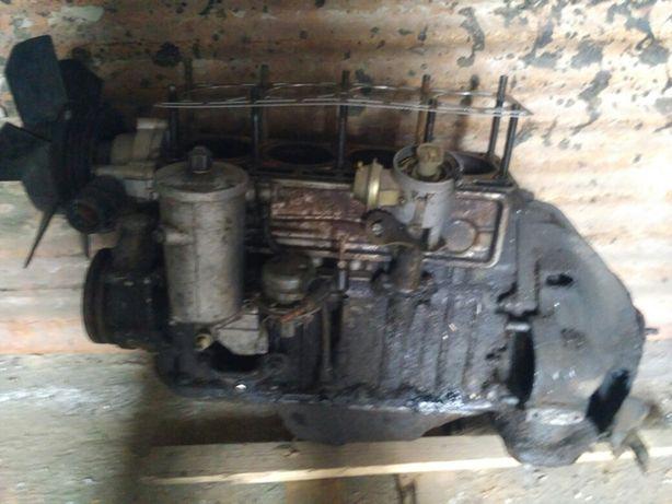 Двигатель ЗМЗ 402 (мотор газ 24)