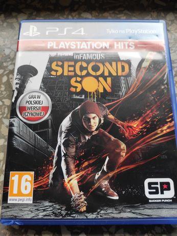 InFamous Second Son - PS4 Gra w PL