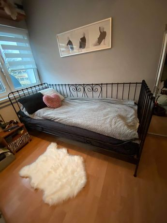 Łóżko pojedyńcze ikea