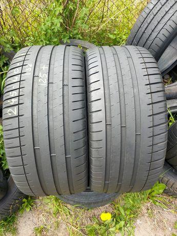 2X245/40R17 Michelin Pilot Sport 3, 2013r. 5,5mm Faktura Gwarancja