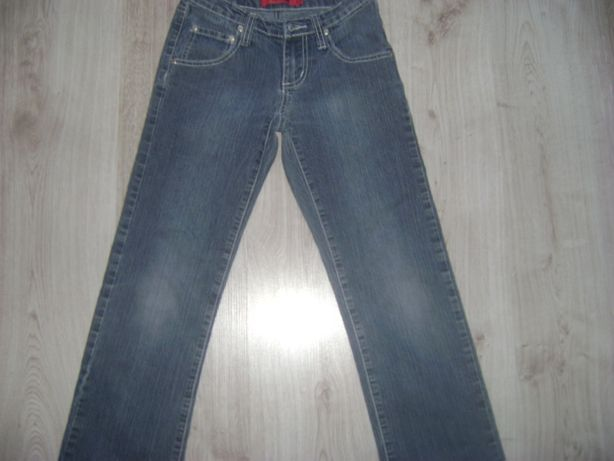 spodnie dzinsowe