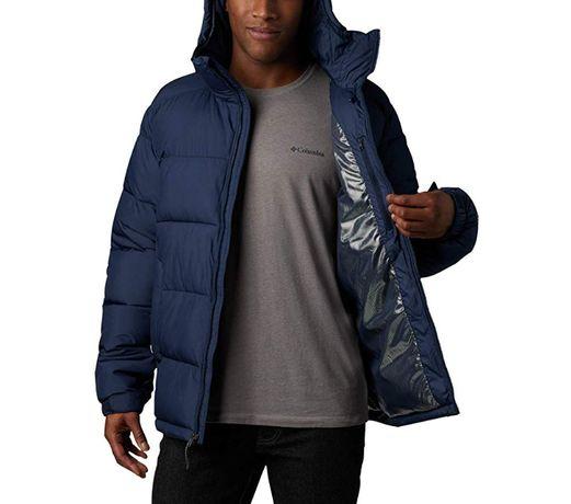 Мужская куртка Columbia Pike Lake. Размер S - L - XL. Цвет-синий.