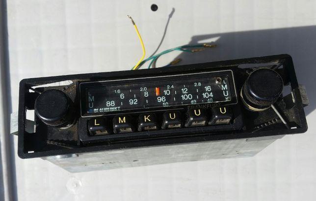 Radio Blaupunkt Frankfurt