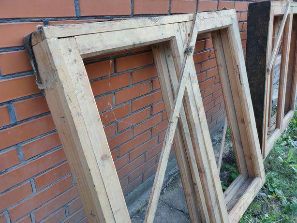 Рамки оконные деревянные новые