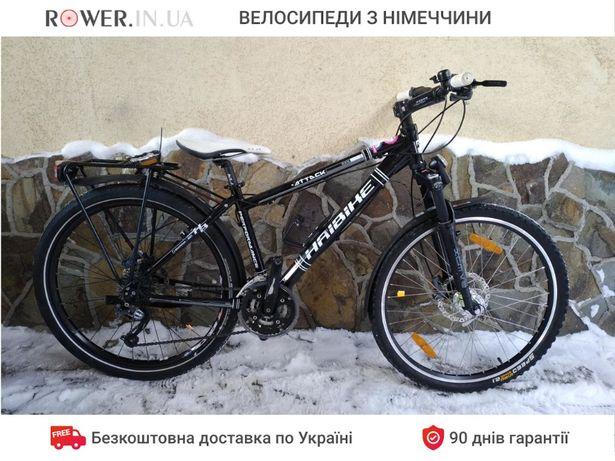 Гірський велосипед бу Haibike Attack 26 L12 / Гідравліка / Велосипеды