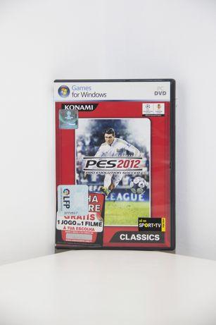 PES 2012 e FIFA 09 para Pc