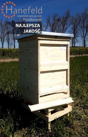 ul wielkopolski 10R jednościenny, ule wielkopolskie, węza pszczela