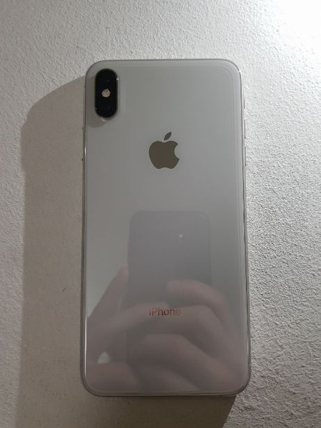 IPhone Xs Max 256 GB Silver