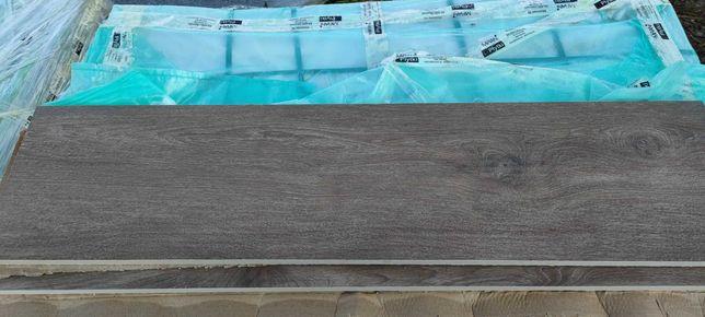 Płyty tarasowe drewnopodobne Paradyż WILLOW Ochra STR 2 cm 29,5x119,5