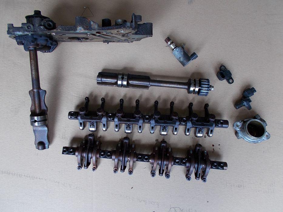 wałek dzwigienki komplet silnik 2.4 16V 4G69 MITSUBISHI GRANDIS Leszno - image 1