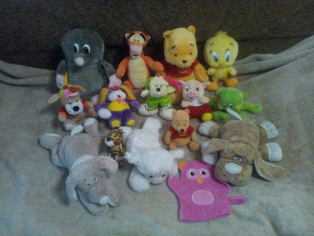 Мягкие игрушки одним лотом