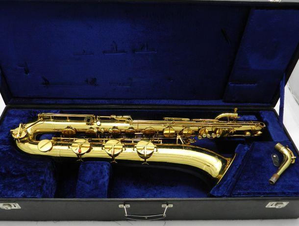 Saksofon barytonowy Amati ABS31 + Futerał (DR21-067)