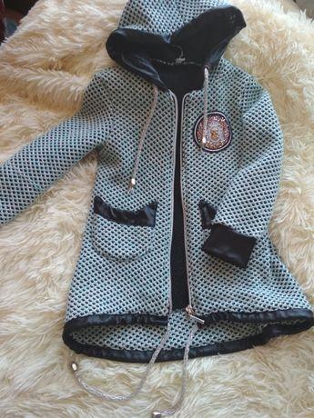 Пальто кардиган 98-104