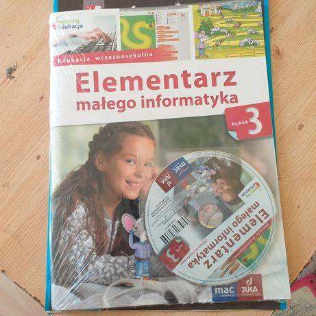 Informatyka klasa 3 Mac +płyta