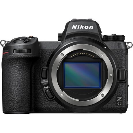Nikon Z6 II + FTZ Adapter Kit. Новые. Гарантия 12 мес.