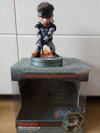 Metal Gear Solid Snake figurka kolekcjonerska ps3 ps4 Xbox One PC