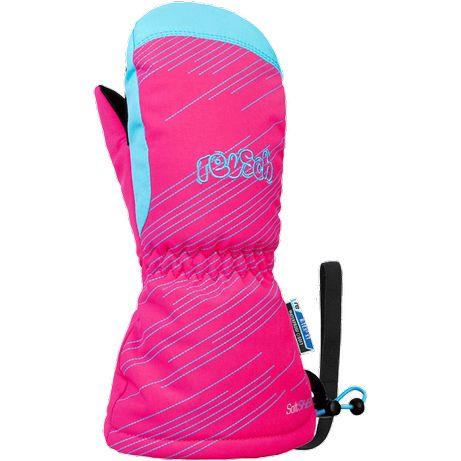 REUSCH MAXI R-TEX® XT rękawice dziecięce (dwupalczaste) pink
