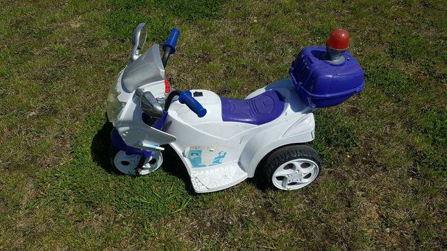 Motorek elektryczny dla dzieci