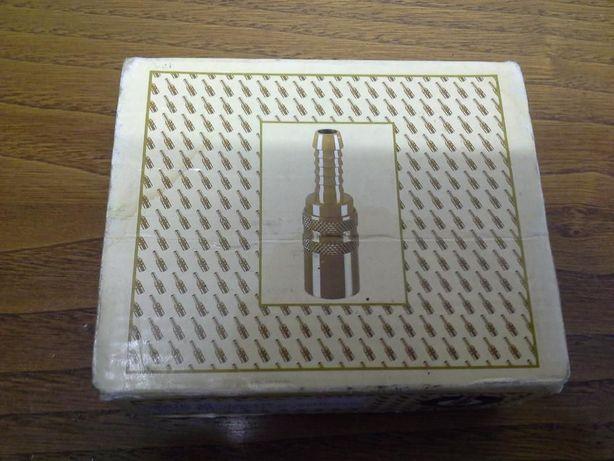 Record c/valvula de engate rapido sistema de arrefecimento moldes