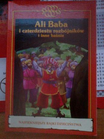 Ali Baba i 40 rozbójników i inne baśnie