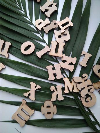 Набір літер Абетка буквы Алфавит
