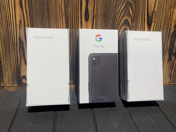 Google pixel 4a 128 gb Black. Піксель 4а