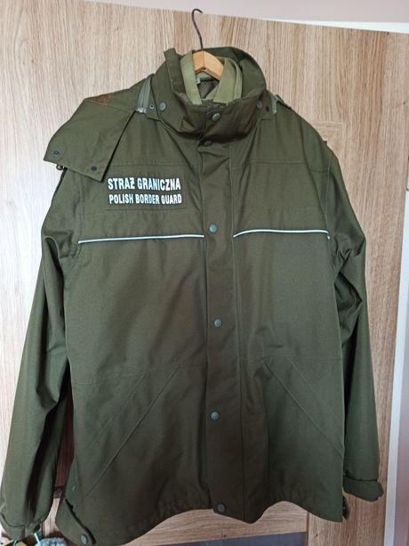 Kurtka służbowa i polar Straż Graniczna/Polish Border Guard