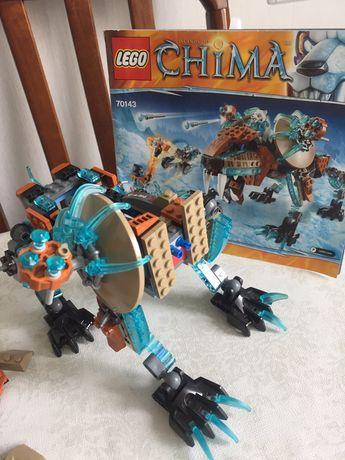 Lego Chima Саблезубый шагающий робот (нет головы)