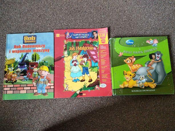 3 książki dla dzieci za darmo