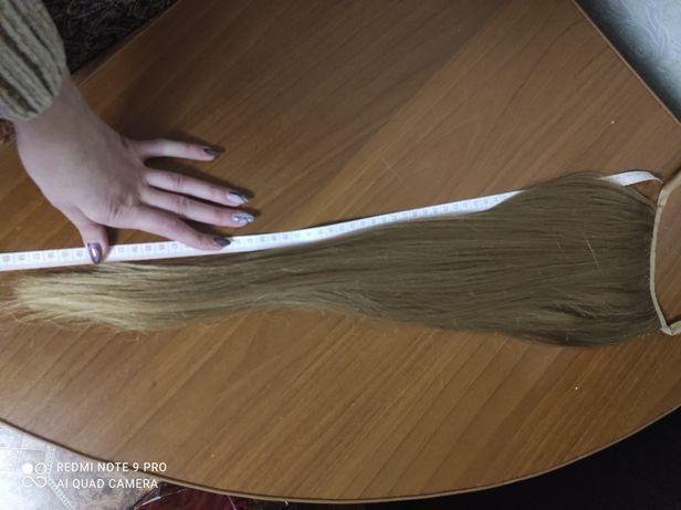 Волосы хвост(качество супер)