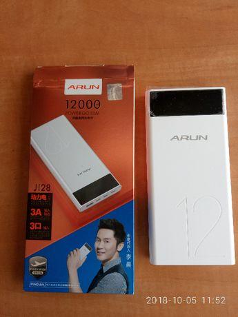 Power-bank ARUN 6000, 10000, 12000, 20000 mA/h от 950р