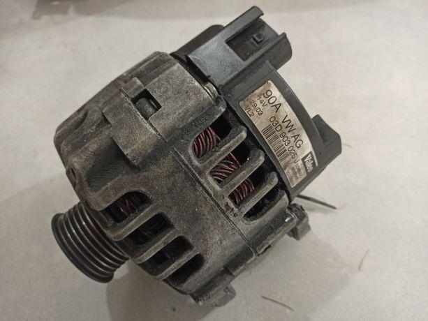 Alternator vw polo seat 1.2 12v azq sprawny