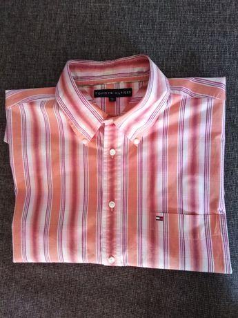 Tommy Hilfiger męska koszula r. XL