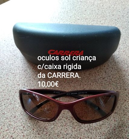 Oculos infantis carrera