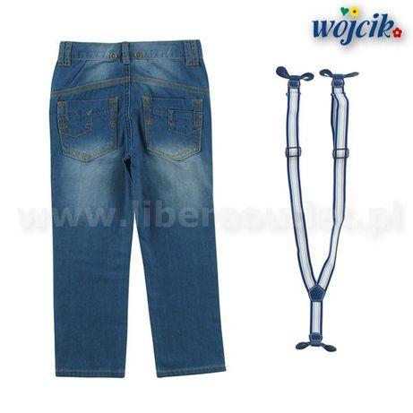 Spodnie z kolekcji Być chłopcem firmy Wójcik