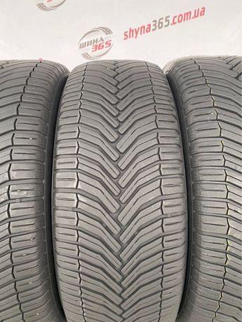 R17 225/65 Michelin CrossClimate Шины Б.У Склад Літо Germany 5.4mm