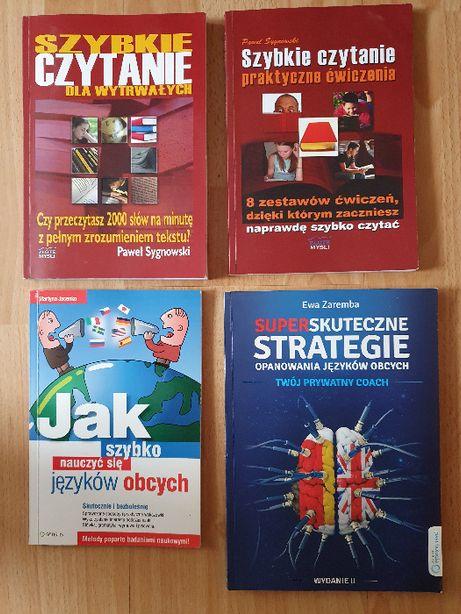 Nauka języków obcych, Szybkie czytanie / Ceny do Negocjacji