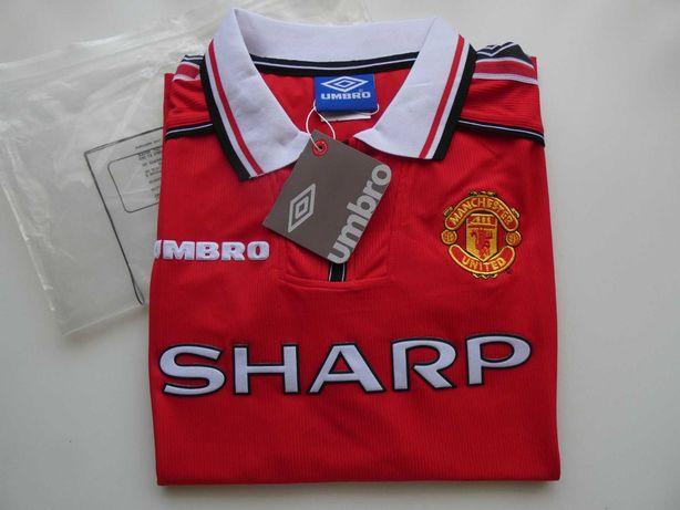 SALDO Camisola Manchester United 1998-99