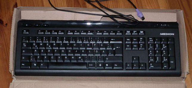 Nowa klawiatura komputerowa PS2 nowa