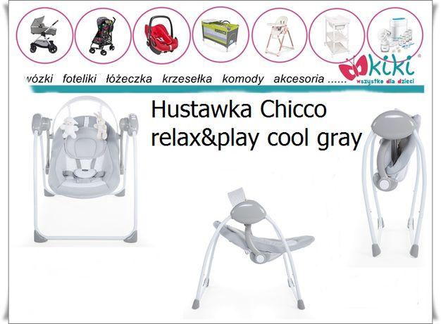 Chicco Huśtawka Relax&Play Cool Grey
